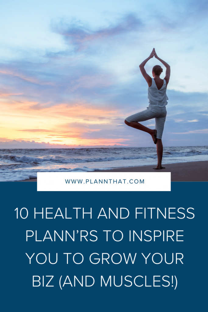 Health and fitness bloggers