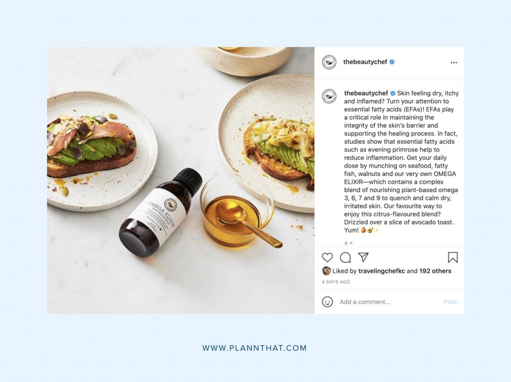 commerce Instagram captions
