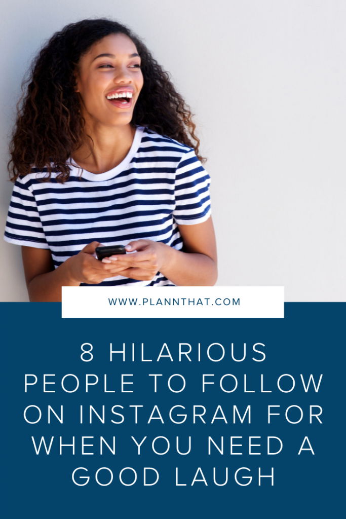 8 hilarious people to follow on Instagram Pin