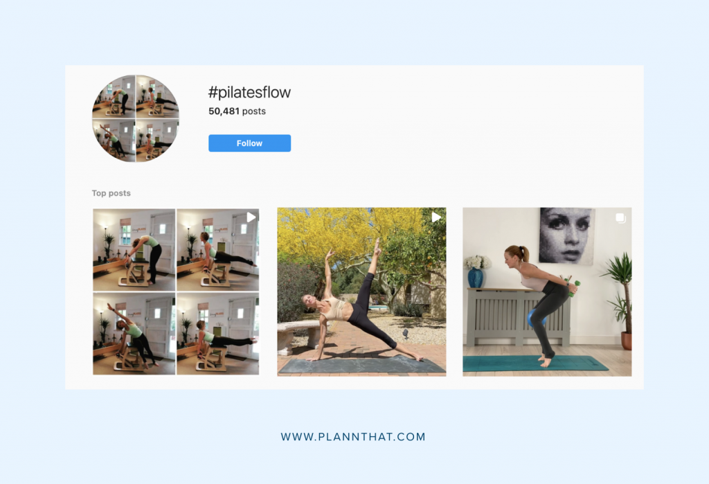 Use the Top Hashtags for Personal Trainers 2