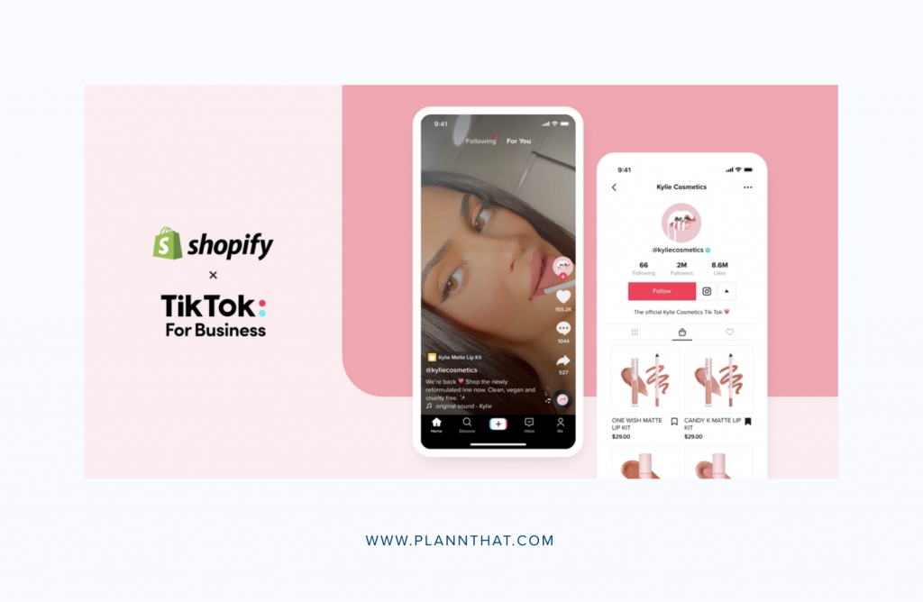 TikTok adds in-app shopping 1